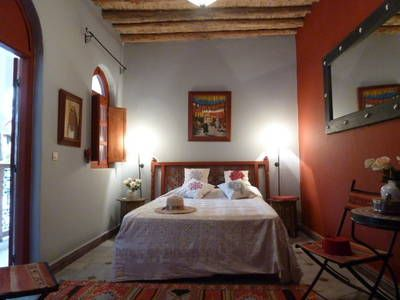 Sjekk ut dette utrolige stedet på Airbnb: Luxury 3 bed riad w/ pool & terrace i Marrakesh
