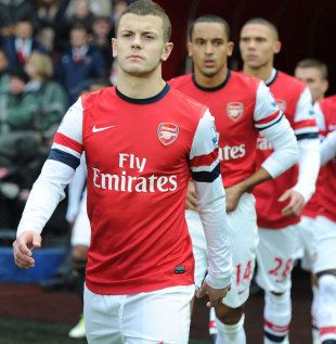 Jack Wilshere is set to captain Arsenal against Brighton in the FA Cup ⚽️❤️