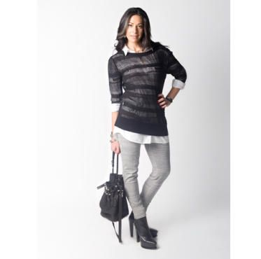 Most stylish New Yorkers: Stacy London | Shopping, Image gallery | reviews, guides, things to do, film - Time Out New York
