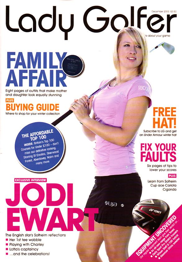 Jodi Ewart Shadoff #TeamLIJA #LPGA #Golf