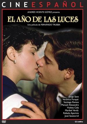El año de las luces (1986) España. Dir: Fernando Trueba. Comedia. Adolescencia. Posguerra - DVD CINE 968