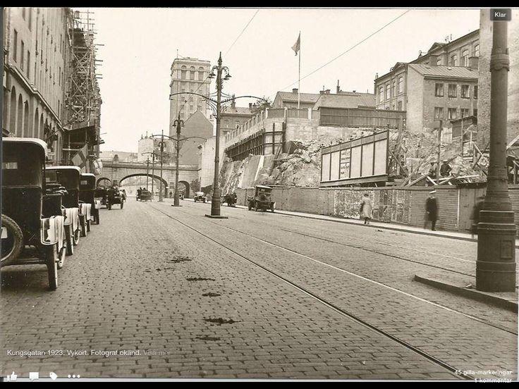 Kungsgatan 1923