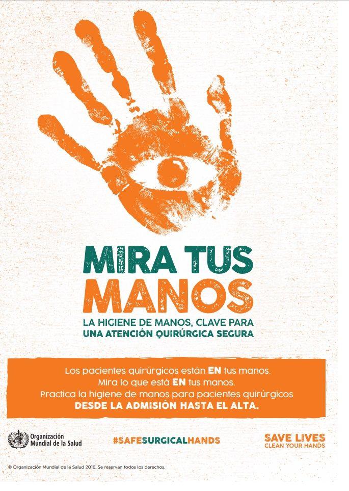 """Campaña mundial 2016 de la OMS """"SALVE VIDAS: límpiese las manos"""" - http://plenilunia.com/noticias-2/campana-mundial-2016-de-la-oms-salve-vidas-limpiese-las-manos/40145/"""