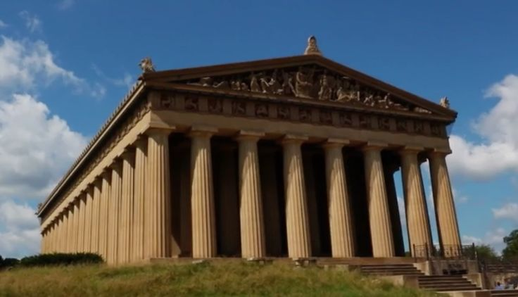 One of the best places to study this Greek UNESCO World Heritage site is on a different continent.