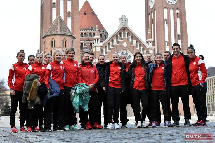 Szegeden edzőtáborozott a DVTK női labdarúgó csapata