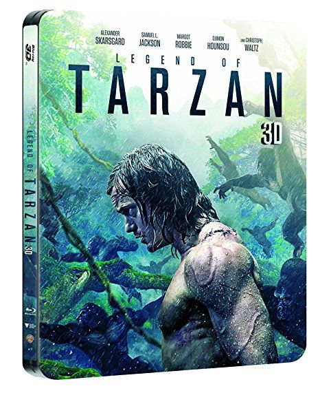 Legend of Tarzan 3D - Amazon exklusiv (Steelbook)