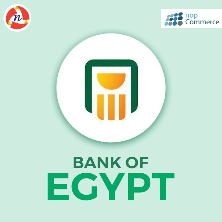 Nopcommerce Payment Plugin For National Bank Of Egypt Egypt National Plugins