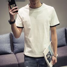 150 KG erkek büyük boy 5xl 6xl yaz kısa kollu tee gömlek % 100% pamuk rahat t shirt erkek tee giyim üstleri T103t25(China (Mainland))