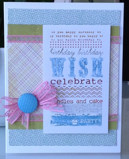 Unity Stamp - Paperie Card Kit