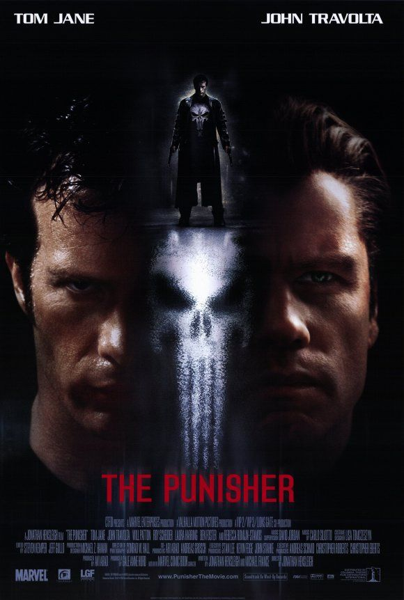 The Punisher (2004, Jonathan Hensleigh).   Seen in November on TV.
