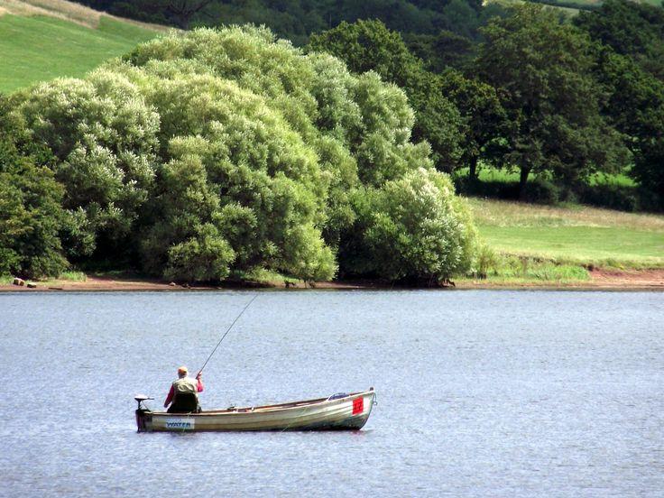 Blagdon Lake by Simon James