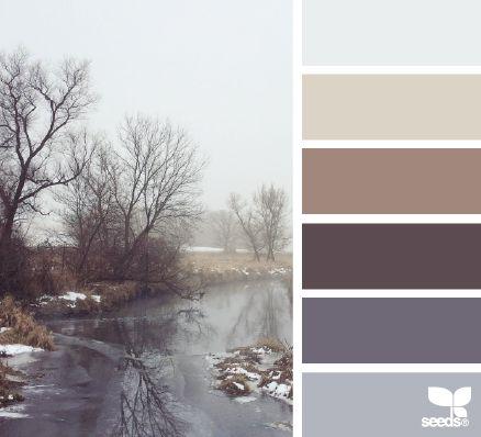 sugar river tones - voor mneer kleuren trends en kleur inspiratie kijk ook eens op http://www.wonenonline.nl/interieur-inrichten/kleuren-trends/