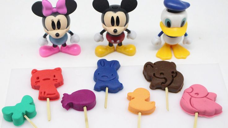 BaBy Kids Colors Transfrom  Diy Play Dough Mickey Mouse Clubhouse! Best Learning Colors Video for K https://youtu.be/zF2ljFj4HRI