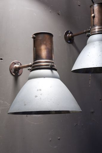 Retrouvius Wall Lights : 17 Best images about Lighting on Pinterest Hanging lights, Industrial wall lights and Jim o rourke