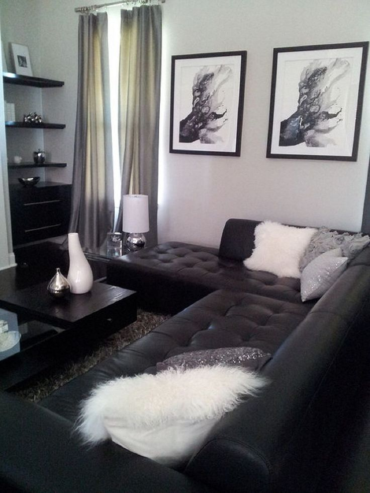 30+ Incredible Black And White Living Room Decor Part 83