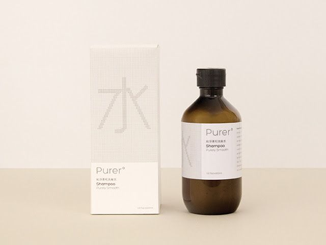 Purer Hair Care Concept on Packaging of the World - Creative Package Design Gallery
