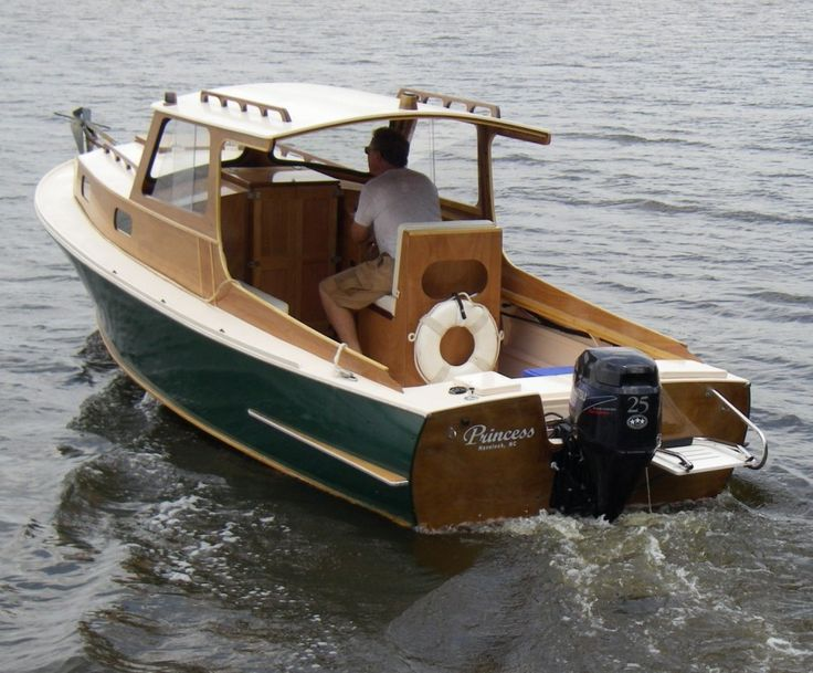 Outer Banks 20 | B&B Yacht Designs