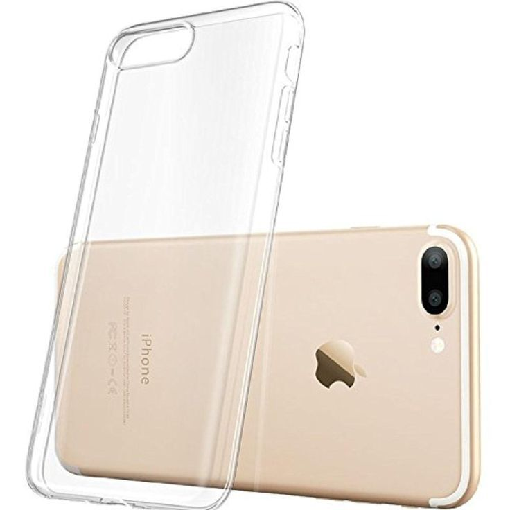iPhone 7 Plus Case, iPhone 7 Plus Clear Case, Amever iPhone 7 Plus Case Soft TPU [Ultra Clear] [Slim Fit] [Ultra Thin] Protective Skin Cover for iPhone 7 Plus 5.5 Inch Case (2016 Release) - Brought to you by Avarsha.com
