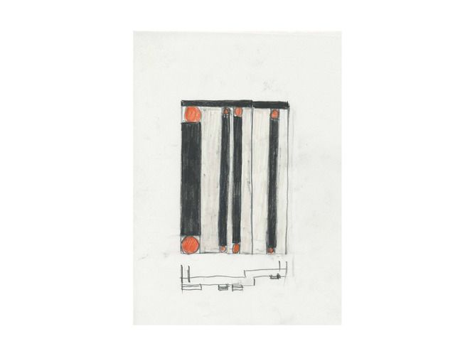 Peter Märkli – Drawings — Crowdfunding on wemakeit