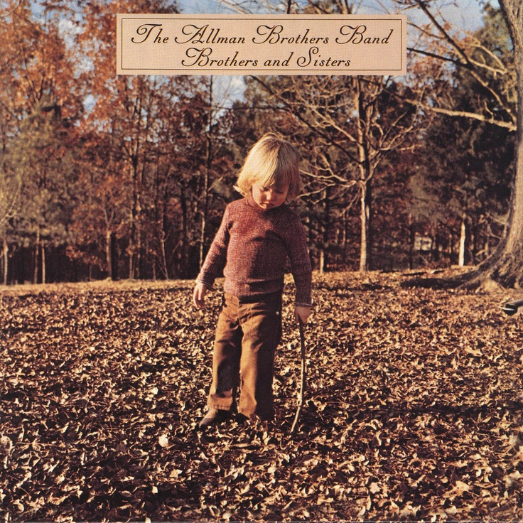 Allman Brothers Album Art | ... : The Allman Bros Band - Brothers & Sisters (Classic Album US 1973)...40 years ago, and still rocks.