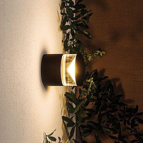 Aplique moderno / para baño / para habitación húmeda / para sauna SULU HORIZON s.r.l.