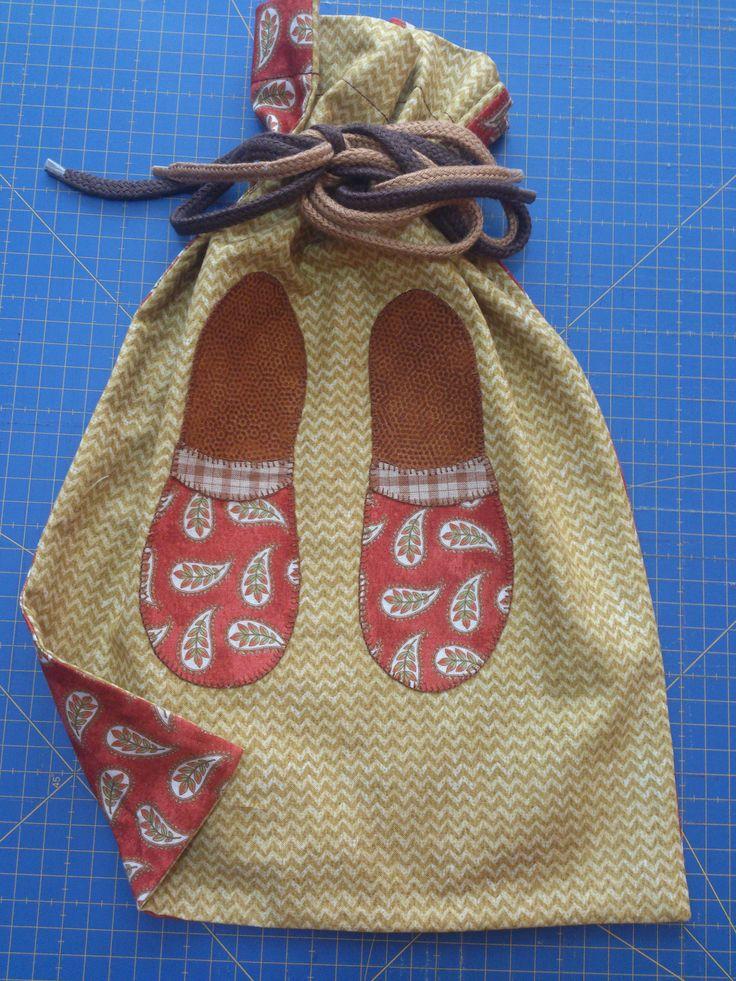 Las 25 mejores ideas sobre bolsa para zapatos en pinterest - Fundas para zapatos ...