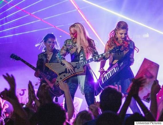 See The First Look From 'Jem And The Holograms' Movie