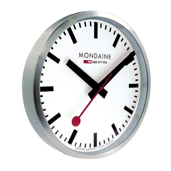 Swiss Railways Clock