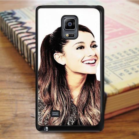 Ariana Grande Cute Smile Samsung Galaxy Note 5 Case