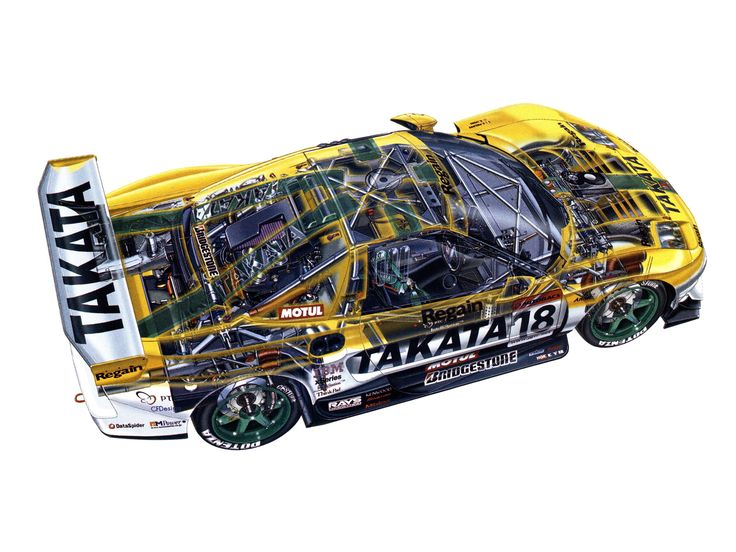 The 634 best cutaways images on Pinterest | Rally car, Cutaway and ...