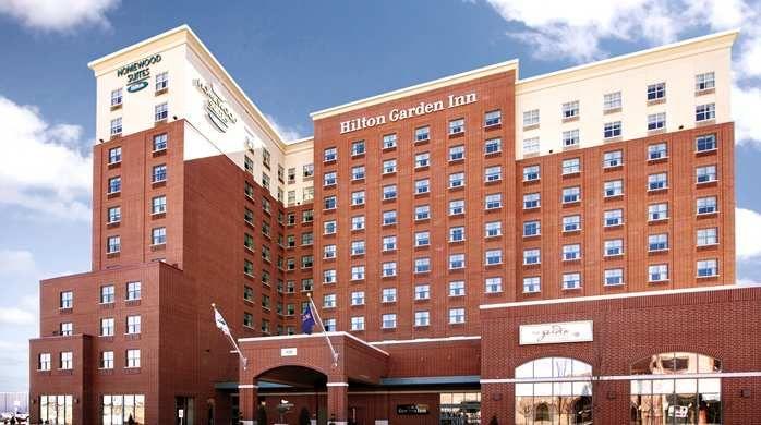 Hilton Garden Inn Oklahoma City Bricktown Hotel