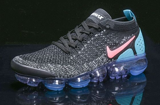 detailed look 4ecb4 d1dd8 ... cheapest nike air vapormax 2.0 flyknit black hot punch 942842003 new  arrival sneaker 55086 b1a97