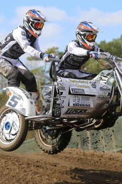 GP1 2018- FIM World Championship Sidecarcross @ Motorclub Oss (NL)