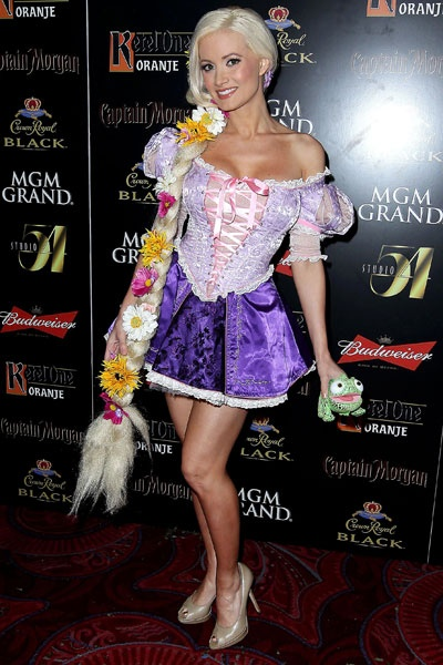 This is the costume I can find nowhere!!! I want to be Rapunzel so bad!