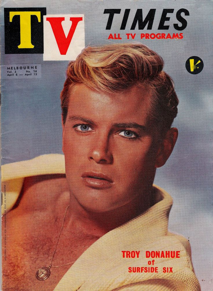 troy donahue son