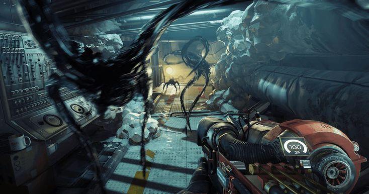 За несколько дней до релиза игры Prey разработчики из Bethesda Softworks опубликовали официальный трейлер к запуску этого долгостроя.