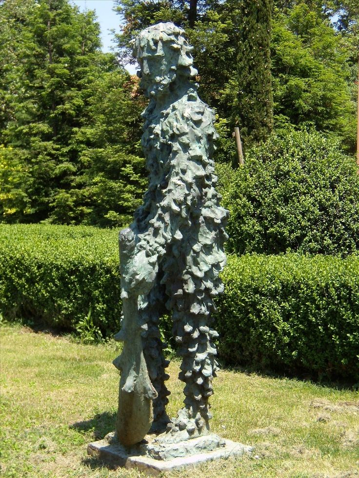 Sandro Chia: Sculpture in San Servolo