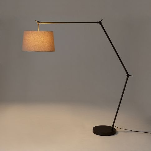 17 best ideas about overarching floor lamp on pinterest. Black Bedroom Furniture Sets. Home Design Ideas