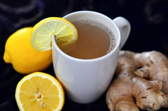 How to Ginger Lemon Tea