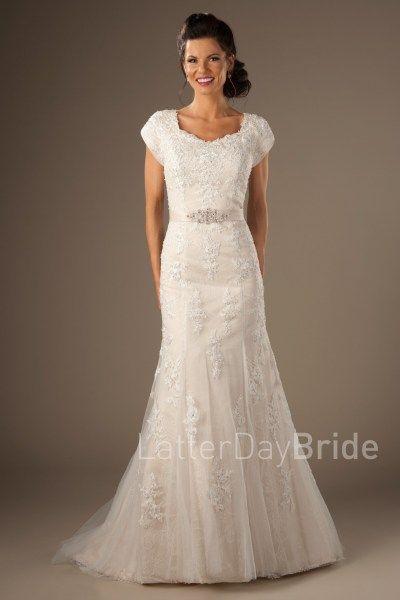 Modest Wedding Dresses In Logan Utah : Best images about modest wedding dresses on