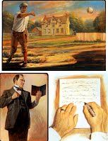 LDS Meetinghouse Library Pictures General