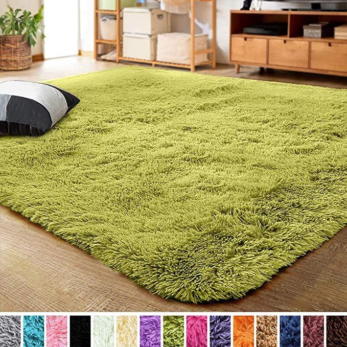 Amazon Com Lochas Ultra Soft Indoor Modern Area Rugs Fluffy