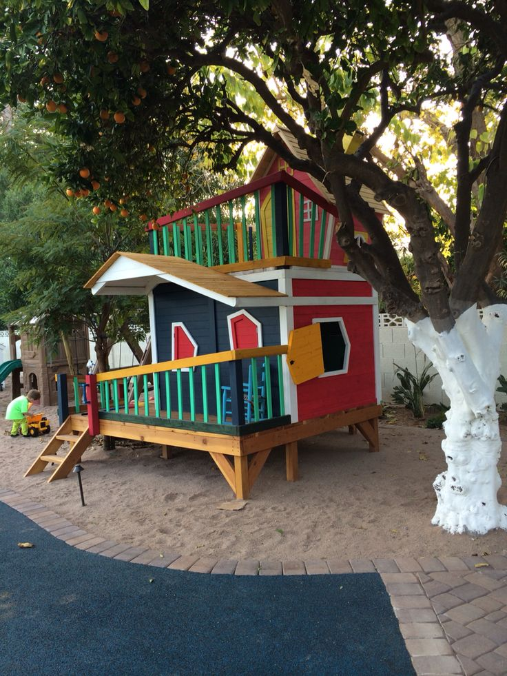 115 best images about playhouses on pinterest outdoor. Black Bedroom Furniture Sets. Home Design Ideas