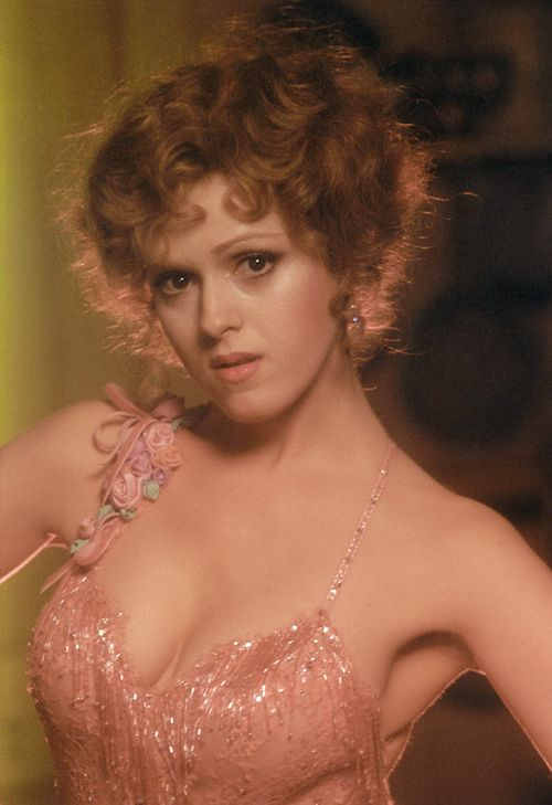 warnerarchive: Bernadette Peters in Pennies From Heaven (1981) available now in HD on Warner Archive Instant