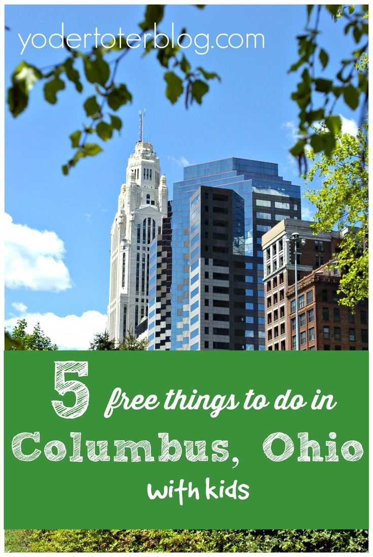 Columbus, Ohio Is Full Of Fun Things For Families To Do And The Best  Shreve Migration Schedule How To Get Your Child Passport