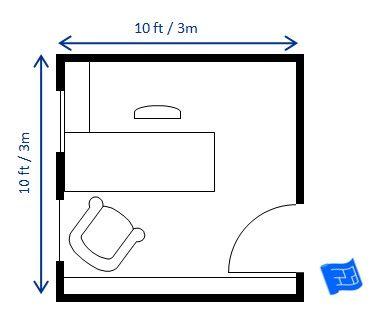 Best 20 office floor plan ideas on pinterest for 10x10 office ideas