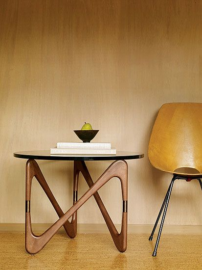 Moebius table - Objekto