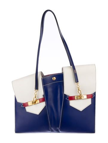 Hermès Vintage Convertible Bag