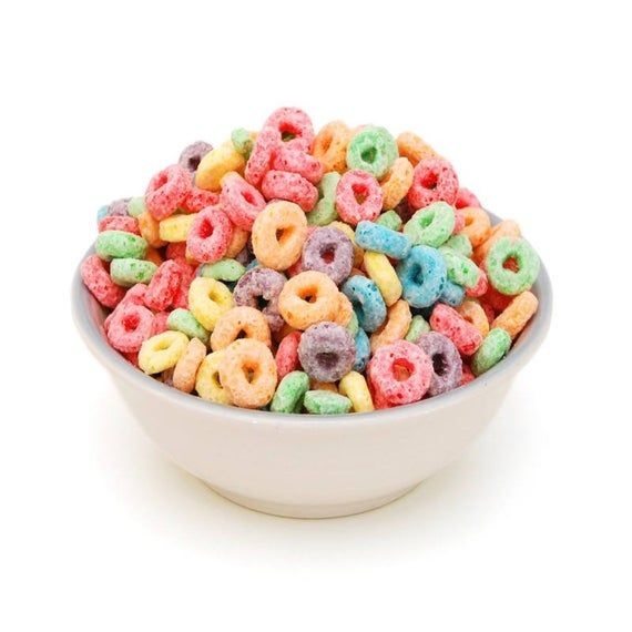 Fruit Loops Type Soy Beeswax Melts Food Png Fruity Food