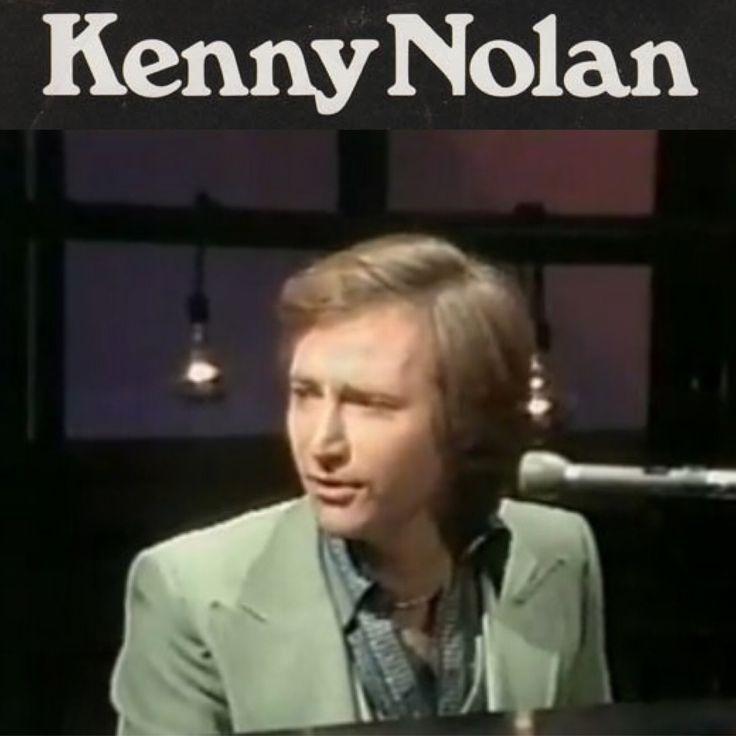 Kenny Nolan, Los Angeles California US #KennyNolan #Nolan (L14765)